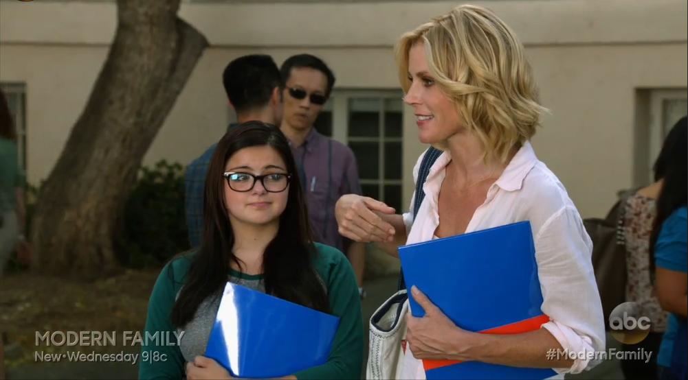 tv recap modern family season 6 episode 2 screencap