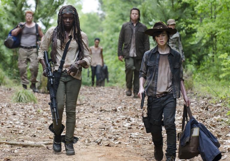 The Walking Dead série télévisée  Wikipédia
